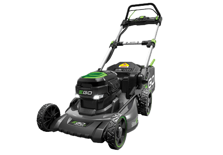 ego powerplus mower